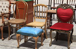 Antique Upholstery | Mike's Upholstery | Calgary, AB | (403) 969-5244